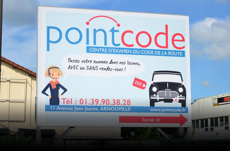 pointcode-arnouville